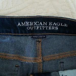 American Eagle Outfitters Shorts - American Eagle Midi denim shorts